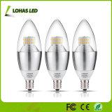 E12 E14 E27 3W 5W 6W 7W 9W 찬 온난한 백색 SMD Dimmable LED 초 전구