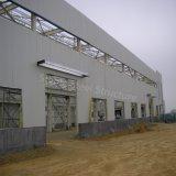 Gruppo di lavoro chiaro prefabbricato della struttura del blocco per grafici d'acciaio di prezzi bassi in Comore