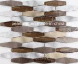 Küche-Fliese-Aluminiummosaik für Wand