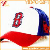 Изготовленный на заказ выдвиженческие шлемы спортов бейсбольных кепок