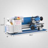 Minidrehbank-Mikrometallprägeprüftisch-Spitzendrehbank-Maschine des metall550w