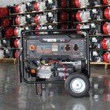 Bisonte (Cina) BS4500m (H) movimento facile di inizio di tasto di 3kw 3kVA con le rotelle ed il generatore professionale della benzina della camma della maniglia