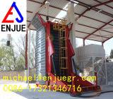 40FT Behälter-Kipper-Schlussteil-hydraulischer Behälter-Kipper-Behälter, der Behälter-Ladevorrichtungen Chasis kippt