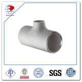 Der 18 Zoll-ASTM A403 bearbeitete SS Rohrfittings Druck-friedlichen Anwendungs-