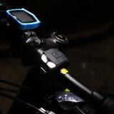 Luz brilhante super da bicicleta do diodo emissor de luz da venda quente