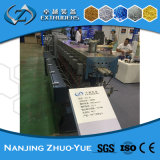Granulador gemelo del plástico del estirador de tornillo del laboratorio de Nanjing Zhuoyue mini