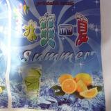 A impressão a mais barata da bandeira da tela da tensão da feira profissional da transferência térmica do preço da venda quente para a promoção