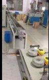 Niedrig Kosten sechs Farben den Plastikbleistift, der herstellt Maschine (SJ)
