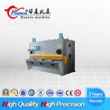 Máquina para corte de metales de la máquina de la guillotina hidráulica de QC11K que pela 16*3200