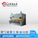 Máquina de corte para a venda, máquina de estaca em Huaxia, China da guilhotina hidráulica de QC11k 16*3200 do metal