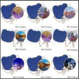 Top Sale Heart Shapel Miroir PU avec haute qualité