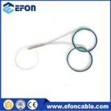 Divisor do PLC do OEM 1*16 da fonte da fábrica com fibra da fita