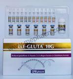 Pelle che imbianca il glutatione iniettabile usato delle estetiche 10g