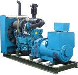 тепловозный генератор 500kVA с двигателем человека