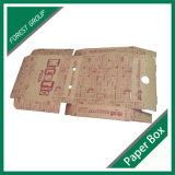 Preiswertes Preis-buntes Drucken-gewölbter Pizza-Kasten