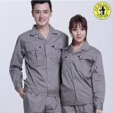 면 폴리에스테 남녀 공통 작업복, 공장은 작동되는 제복을 유지한다