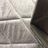 Cuir antiabrasion élevé Hw-756 d'éponge de PVC