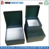 OEM het Volledige Vakje van het Document van de Gift van het Karton van de Kleur Stijve Verpakkende