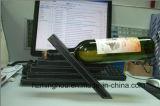 デザイン創造的な単一のびんの螺線形のワインのホールダーラック青銅