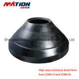 Pezzi di ricambio del frantoio idraulico del cono di capacità elevata