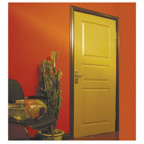 HDF moldeado piel Puertas Fabricantes (puertas de la piel )