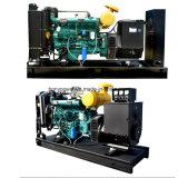30kw Weifang 방음 디젤 엔진 발전기 (HY30T)