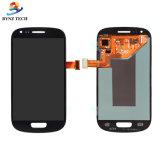 Samsung S3小型I8190スクリーン表示アセンブリのための卸し売り携帯電話LCD