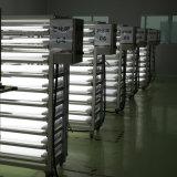 Lumières chaudes de tube de la vente 600mm 9W 1200mm 18W 2835 DEL pour l'éclairage d'intérieur commercial