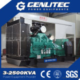 gerador 800kw/1000kVA Diesel industrial com Cummins Kta38-G5