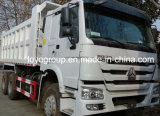 Autocarro a cassone dell'autocarro con cassone ribaltabile di Sinotruk HOWO 20m3 6X4 da vendere