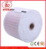 Papier thermosensible estampé par OEM d'usine de Shenzhen