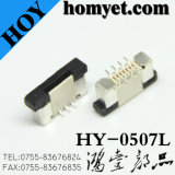Conector FPC vertical de 1/4mm Pitch 14p / Conector Btb