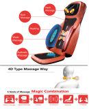 erhitztes Massagekissen der entscheidenden Geschwindigkeit zurück vibrieren