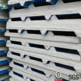 Панель стены сандвича легковеса 50/75/100mm EPS