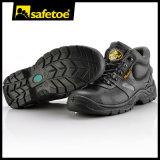Safetoe Marca PU Injeção Industrial Safety Work Shoes
