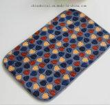 Neue Entwurfs-Polyester-Drucken-Blumen-Fußboden-Matte