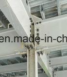 Magazzino della struttura d'acciaio dell'indicatore luminoso di disegno della costruzione