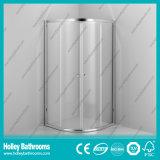 Le secteur de qualité glissant la douche a placé avec le bâti d'alliage d'aluminium (SE912C)