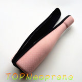 Neoprene Hard Shell Wine / Champagne Cooler Garrafa Garrafa de Zipper Holder