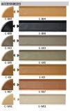 Azulejo al aire libre del travertino del mosaico del suelo DIY del nuevo color que se enclavija