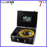 Сделайте камеру водостотьким Cr110-7D1 осмотра трубы 23mm с кабелем экрана 7 '' цифров LCD и стеклоткани от 20m до 100m