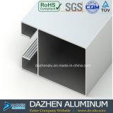 Perfil de alumínio da porta deslizante do Casement do indicador de alumínio para o mercado de Nigéria