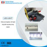 Preço chave barato das máquinas de estaca do laser da máquina de estaca Sec-E9 do laser do metal do melhor projeto