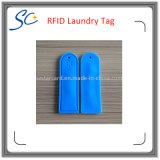 Tag azul da lavanderia da freqüência ultraelevada RFID da cor
