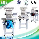 Tipo sola máquina automatizada Ho1501 del hermano de Holiauma del bordado del casquillo de la camiseta del cordón de la máquina del bordado insignia plana principal