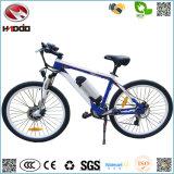 Nueva bicicleta eléctrica del freno de disco de la bici del motor MTB del frente del diseño con el pedal