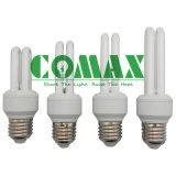 Lâmpada energy-saving da economia de energia do T3 7W da lâmpada 2u