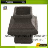 鋳鉄または鋼鉄正方形または円形カラーまたは基礎錬鉄カラー