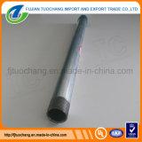 BS4568 galvanizado de tubos de acero con rosca en ambos lados