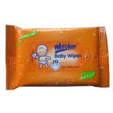 80PCS 연약한 아기 Skincare 닦음